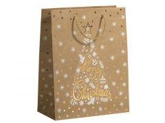Giftbag Christmas Writing Large