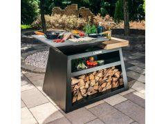 Quan Garden Art Quadro Basic Line Large 130X80Cm H90Cm Carbon Zwart
