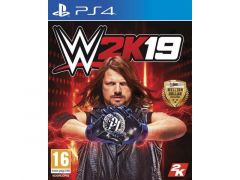 Playstation 4 Wwe 2K19