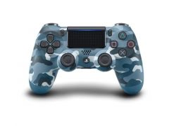 Playstation 4 Dualshock 4 New Blue Camouflage