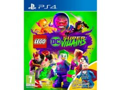 Playstation 4 Lego Dc Supervillains