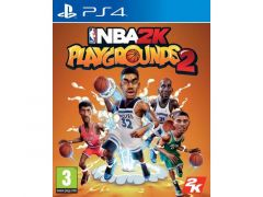 Playstation 4 Nba 2K Playgrounds 2