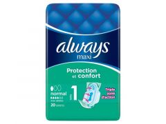 Always Maxi Normal Plus 20St
