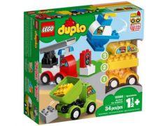 Lego Duplo 10886 Mijn Eerste Auto Creaties