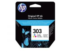 Hp Inktcartridge 303 Color
