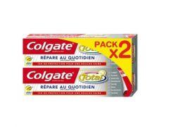 Colgate Total Herstelt Dagelijk 75Ml Duo