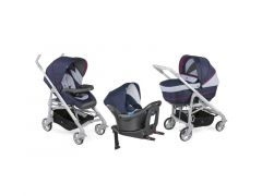 Chicco Trio Love Up Isize Earl Grey