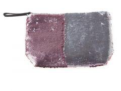 Toiletzak Roze Rechthoek Textiel 20X6Xh15Cm