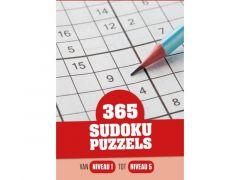365 Sudoku Puzzels