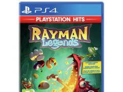 Ps4B Rayman Legends - Hits