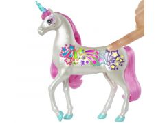 Barbie Brush N Sparkle Unicorn
