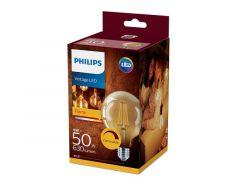 Philps Led Cla 50W G93 E27 2200K Gold