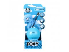 Foxy Magic Ball  Blauw