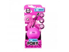 Foxy Magic Ball  Roze