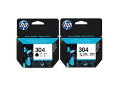 Hp304 Inkcartridge zwart 4Ml 120 Paginas