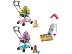 Barbie Skipper Babysitters Playset Per Stuk