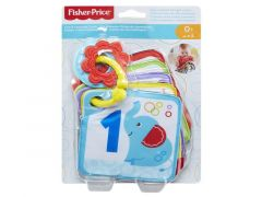 Fisher Price 1-To-5 Learning Cards