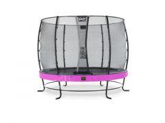 Exit Elegant Premium Trampoline 305Cm + Safetynet Economy Purple