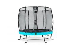 Exit Elegant Premium Trampoline 251Cm + Safetynet Deluxe Blue