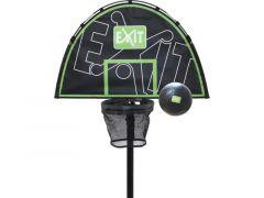Exit Trampoline Basket + Mini Foam Bal Ø15Cm Past Op Alle Exit Trampolines