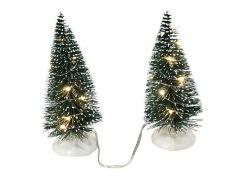 K Kerstboom 2X14Cm 20Warmled