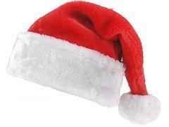 K Kerstmuts Pluche, 40X30Cm, Dia Pompon 8Cm