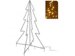K Kerstboom, Hoogte 150Cm, 200Led Warm Wit