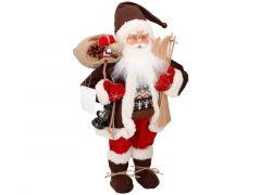 Kerstfiguur Santa 46Cm