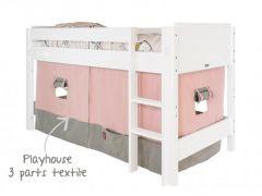 Bopita Speelhuisje Textiel Hhs Morning Grey/Soft Rose