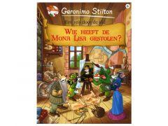 Strip 6 Wie Heeft De Mona Lisa Gestolen - Paperback