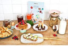 Lilliputiens Receptenboek Mijn Eerste Ontbijt