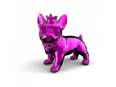 Idance Funky Bull/Bt Speaker/Dog Design/Pink