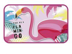 Zaska Flamingo 2 Fleece Kamertapijt 45X75Cm