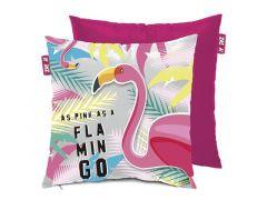 Zaska Flamingo 2 Polyester Kussen 40X40Cm