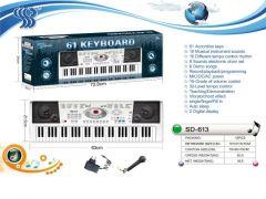 H506Sd613 Keyboard Electronisch
