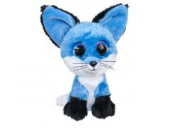 Lumo Stars Knuffeldier Lumo Fox Blueberry - Classic - 15Cm