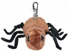 Lumo Stars Knuffeldier Lumo Spider Spi Met Clip - Mini - 8,5Cm