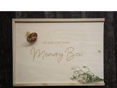 MEMORY BOX MY WONDERYEARS