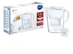 Brita | 1026229 | Waterfilter Fill & Enjoy Marella Cool Starterpack White 2.4L