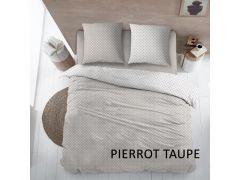 Dbo Kat Pierrot Taupe 140X220+1