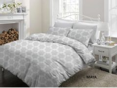 Kat Dbo Maya Grey  140X220+1