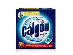 Calgon Acticlean 2In1 75Tabs