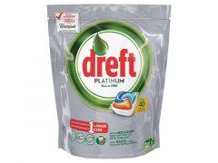 Dreft Platinum Orange 40St