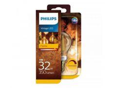Philips Lamp Led Classic 32W P45 E14 2200K Gold Srt4