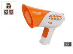 Microfoon Smart Voice Changer 13Cm 4 Assortimenten Prijs Per Stuk