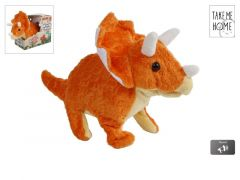 Take Me Home Loopdino Triceratops 13Cm