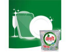 Dreft Vaatwas Platinum Green 22St