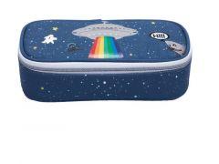 Jeune Premier Pencil Box Space Rainbow