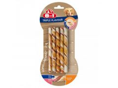 8In1 Delights Triple Flavour Sticks 10St