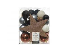 Mix Plastic Piek-Ster-Ballen  Assortimenten Prijs Per Stuk Kleuren En Maten